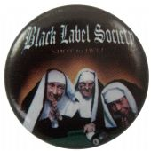 Black Label Society - 'Shot to Hell' Button Badge